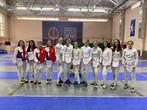 Победители и призеры Чемпионата Самарской области по фехтованию среди мужчин и женщин