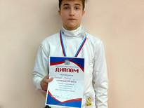 Состоялся турнир Самарской области по фехтованию на шпагах памяти МС России Сергея Исакова!