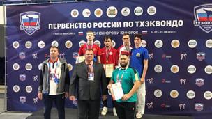 С 26 июля в г.Ханты-Мансийске проходит Первенство России по тхэквондо ВТФ среди юниоров.