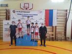 2 и 3 место завоевали спортсмены отделения вольной борьбы.Первенство г.о. Тольятти по вольной борьбе
