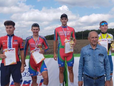 В Республике Адыгея завершился чемпионат России по велоспорту на шоссе в дисциплине многодневная гон