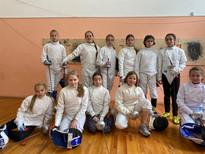 Поздравляем спортсменов отделения фехтования с успешным выступлением на Первенство г.о. Самара!