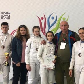 Призеры II этапа V летней Спартакиады молодежи (юниорская) России 2021 года