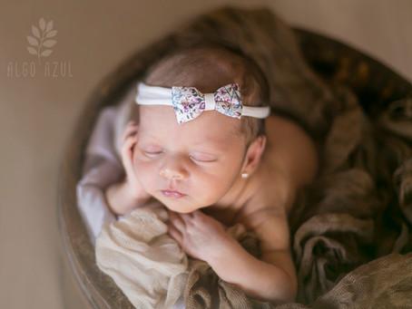 Emilia Luciana 12 días : fotografía de recién nacidos en Quito