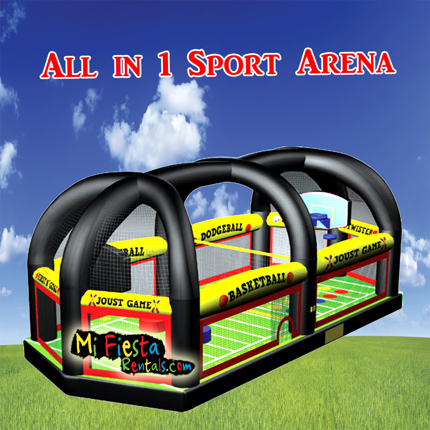 All in 1 Sport Arena