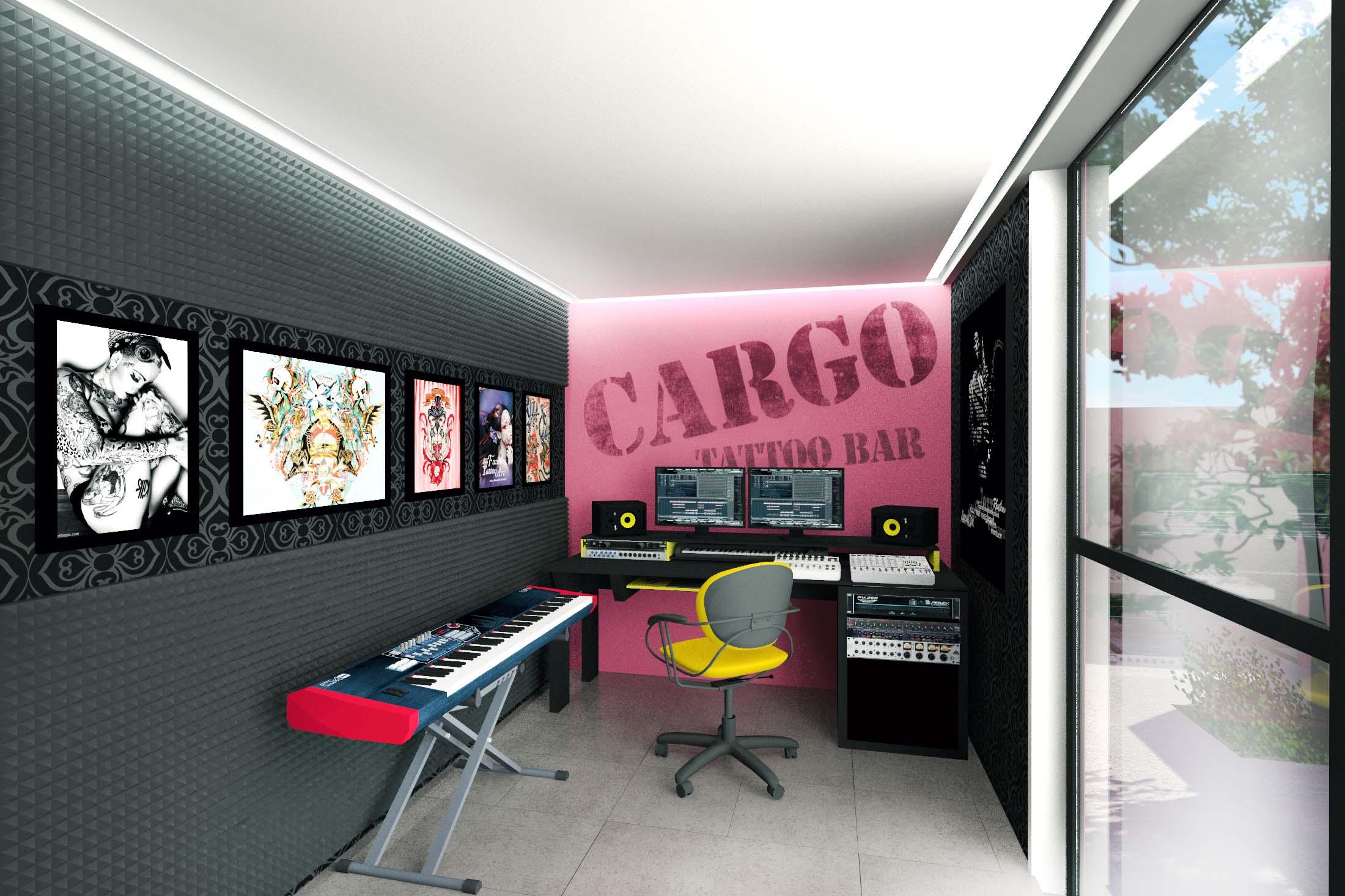 CARGO TATOO BAR03