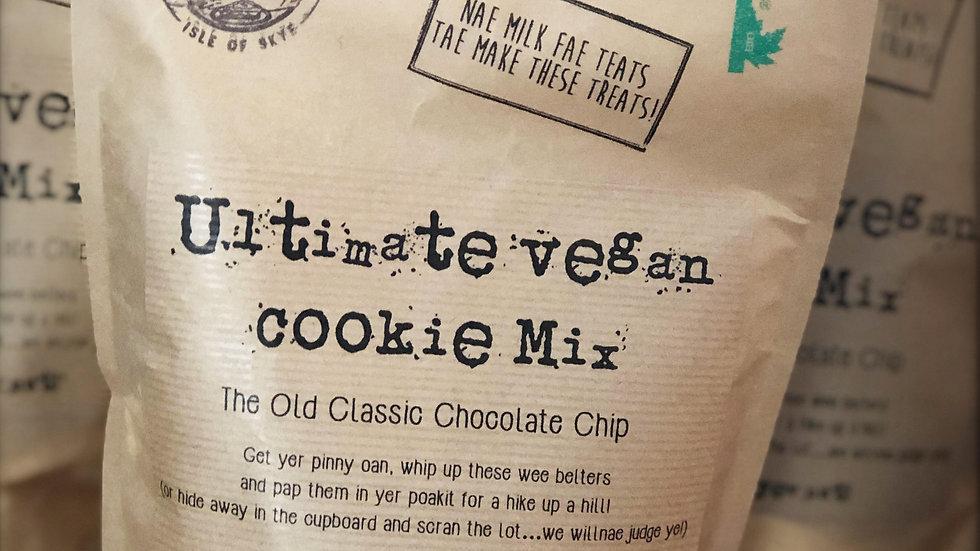 Ultimate Vegan Cookie Mix - Chocolate Chip