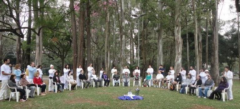 Escola Harmonia Alpha Cruz - Reiki no Ibirapuera