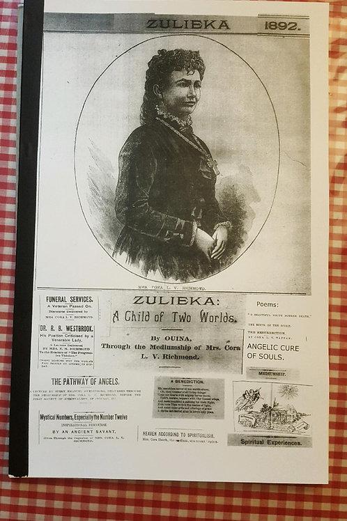 Zulieka by Mrs. Cora L.V. Richmond