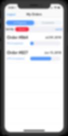link labs - orders in progress iphone.pn