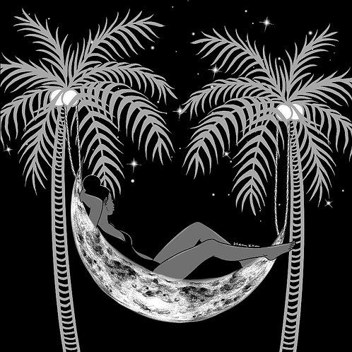 Summer Nights (Canvas Print)