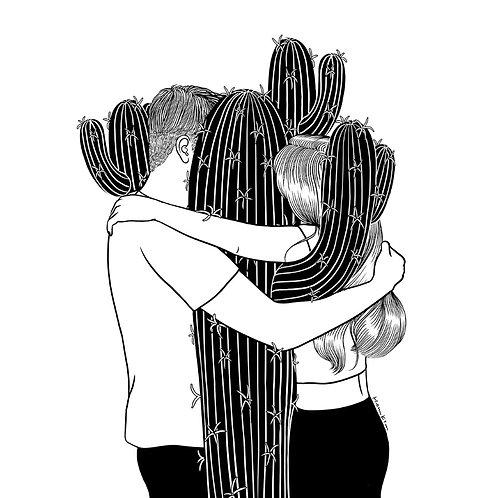 Love Hurts (Canvas Print)