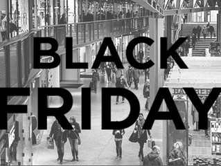 ¿ Por qué Black Friday?