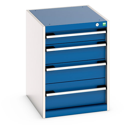 Cubio Drawer Cabinet 525 x 650 x 700mm