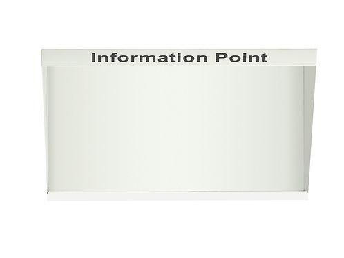 Information Board 1200 x 700 x 150mm