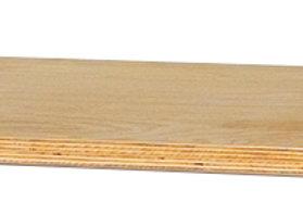 Cubio Cupboard Multiplex Shelf 720 x 593 x 25mm