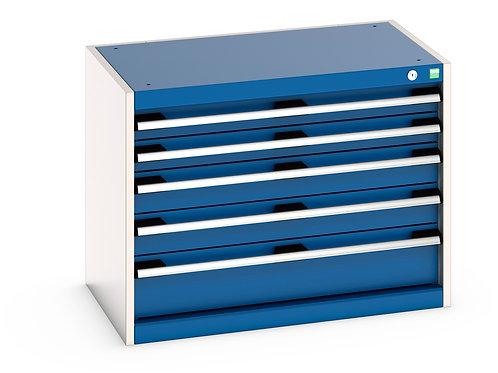 Cubio Drawer Cabinet 800 x 525 x 600mm