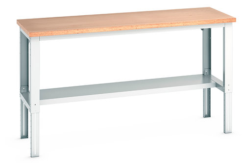 Cubio Framework Bench Adj Height (Multiplex) 2000 x 750 x 1140mm