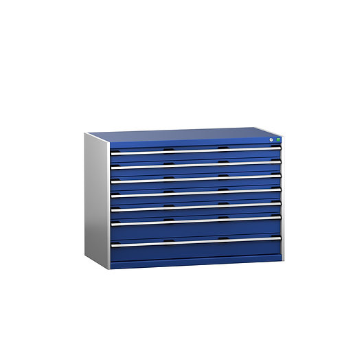 Cubio Drawer Cabinet 1300 x 750 x 900mm
