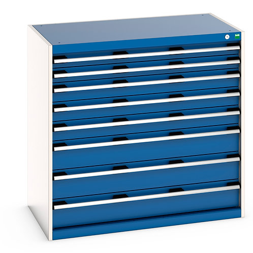 Cubio Drawer Cabinet 1050 x 650 x 1000mm