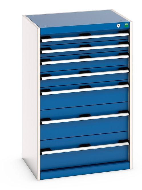 Cubio Drawer Cabinet 650 x 525 x 1000mm