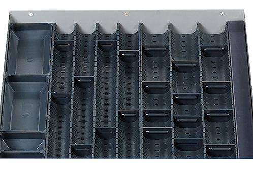 Cubio Trough Block Divider Kit 21 Compartment 400 x 400 x 28mm