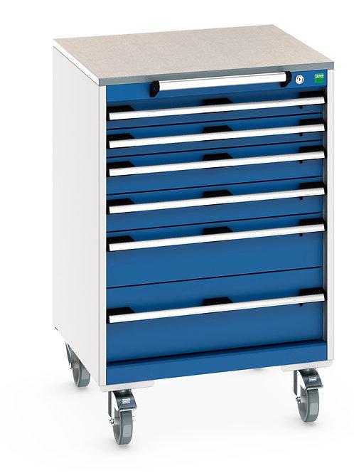 Cubio Mobile Cabinet 650 x 650 x 990mm