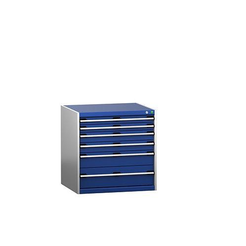 Cubio Drawer Cabinet 800 x 750 x 800mm