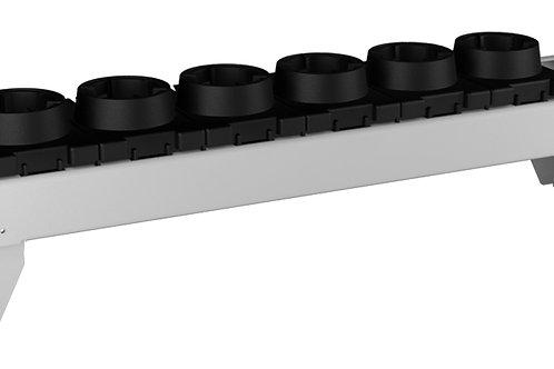 CNC Tool Carrier VDI 40 590 x 125 x 110mm