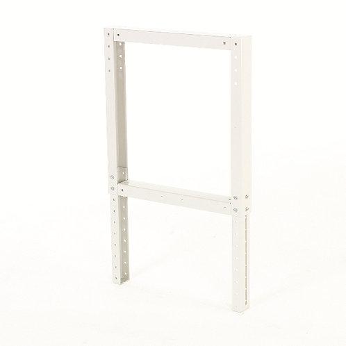 Cubio Framework Bench Endframe 80 x 650 x 1100mm