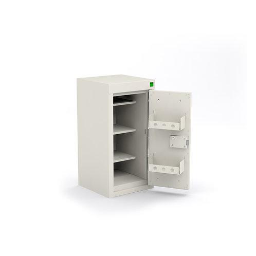 Bott Healthcare Drug Cabinet 300 x 300 x 600mm