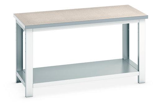 Cubio Framework Bench (Lino) 1500 x 750 x 840mm
