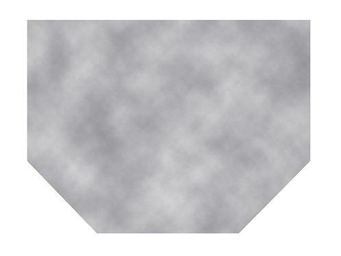 Cubio 'T' Lino Worktop 1507 x 1129 x 40mm
