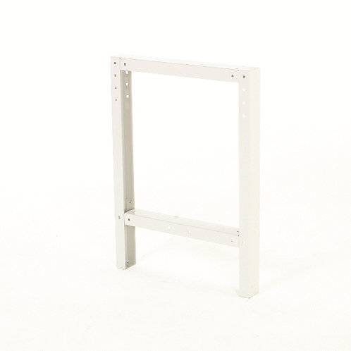 Cubio Framework Bench Endframe 80 x 650 x 900mm