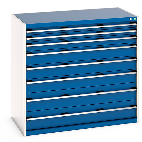 Cubio Drawer Cabinet 1300 x 750 x 1200mm