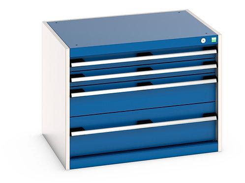 Cubio Drawer Cabinet 800 x 650 x 600mm