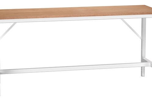 Verso Adj. Height Bench Multiplex 2000 x 600 x 930mm