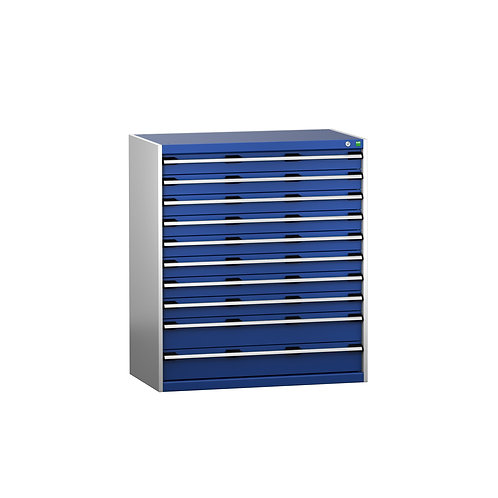 Cubio Drawer Cabinet 1050 x 650 x 1200mm