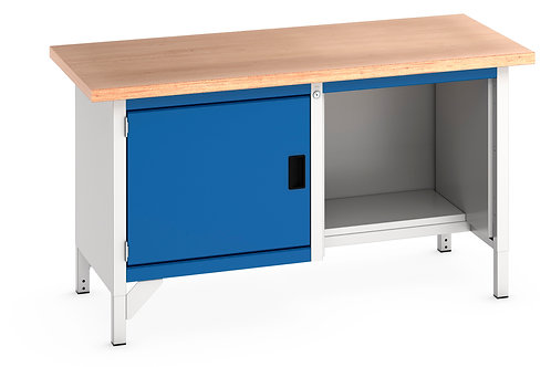 Cubio Storage Bench (Multiplex) 1500 x 750 x 840mm