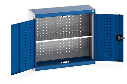 Cubio Wall Panel Cupboard 800 x 325 x 1000mm