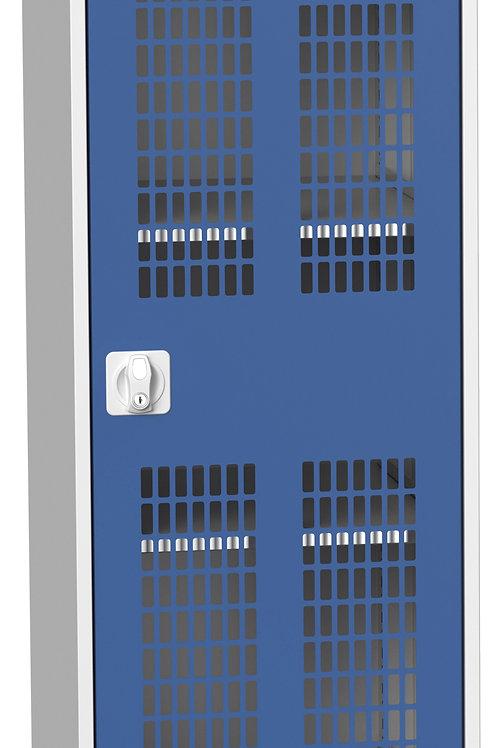 Verso Ventilated Door Cupboard 525 x 550 x 2000mm
