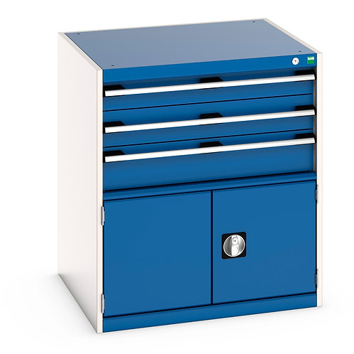 Cubio Drawer Cabinet 800 x 750 x 900mm