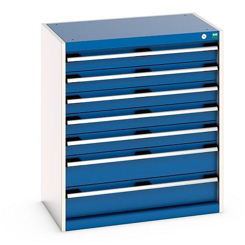 Cubio Drawer Cabinet 800 x 525 x 900mm