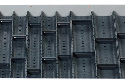 Cubio Trough Block Divider Kit 30 Compartment 675 x 400 x 28mm