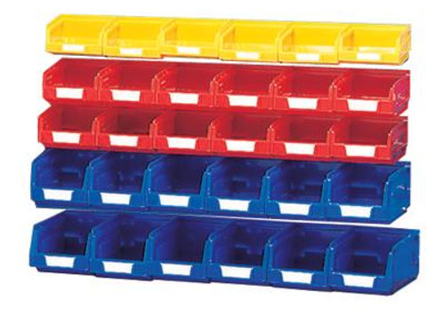 Plastic Bin Kit for 1.5Mtr - Pack 30