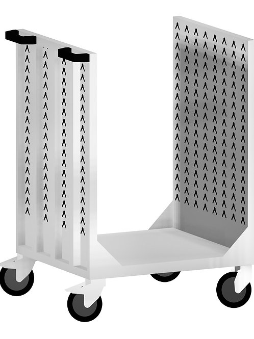 CNC High Capacity Trolley 670 X 600 X 985mm