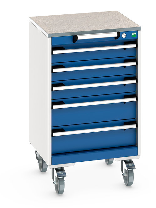 Cubio Mobile Cabinet 525 x 525 x 890mm