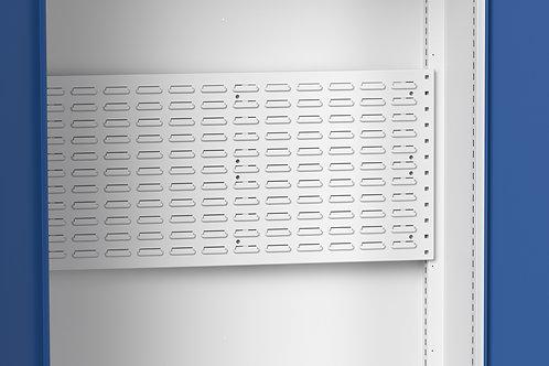 Verso Cupboard Louvre Backpanel Kit 1020 x 13 x 457mm
