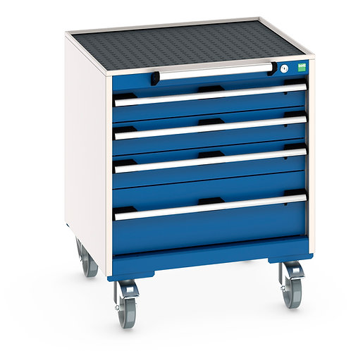 Cubio Mobile Cabinet 650 x 650 x 785mm
