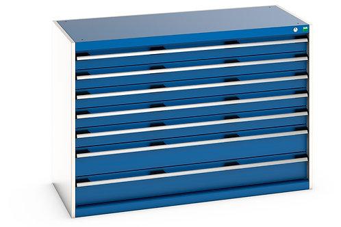 Cubio Drawer Cabinet 1300 x 650 x 900mm